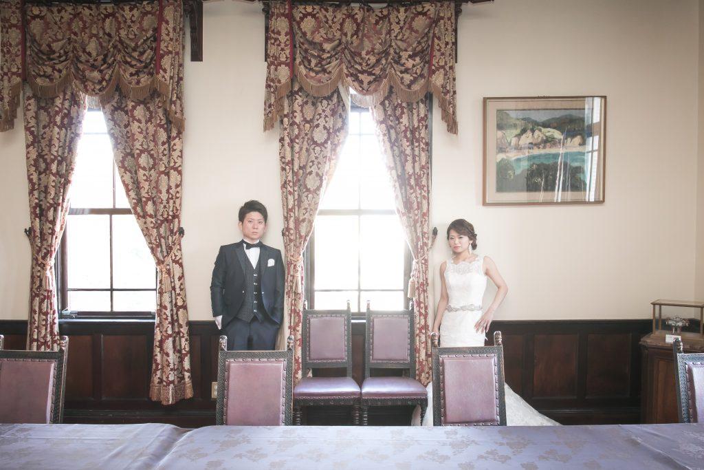 旧港倶楽部|大牟田|結婚式前撮り