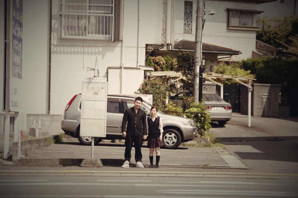 新郎新婦の思い出の場所|大牟田市