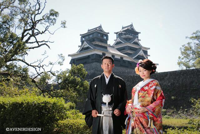 加藤神社|和装前撮り