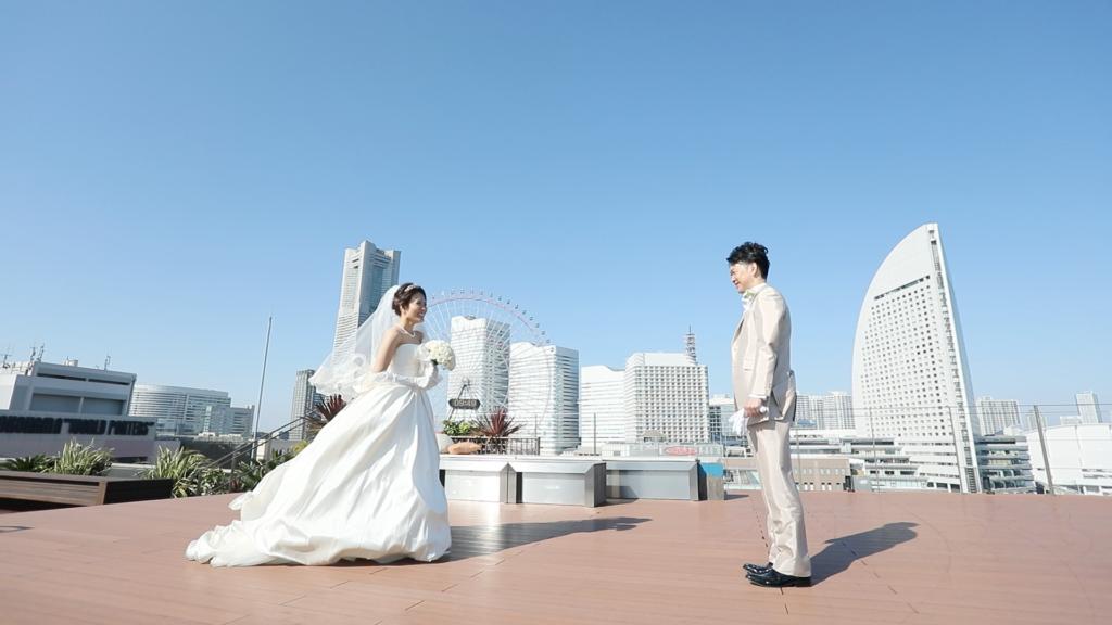 結婚式撮って出しエンドロール|アベニールデザイン