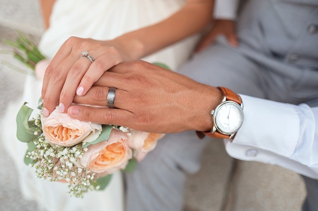 結婚式の費用の話