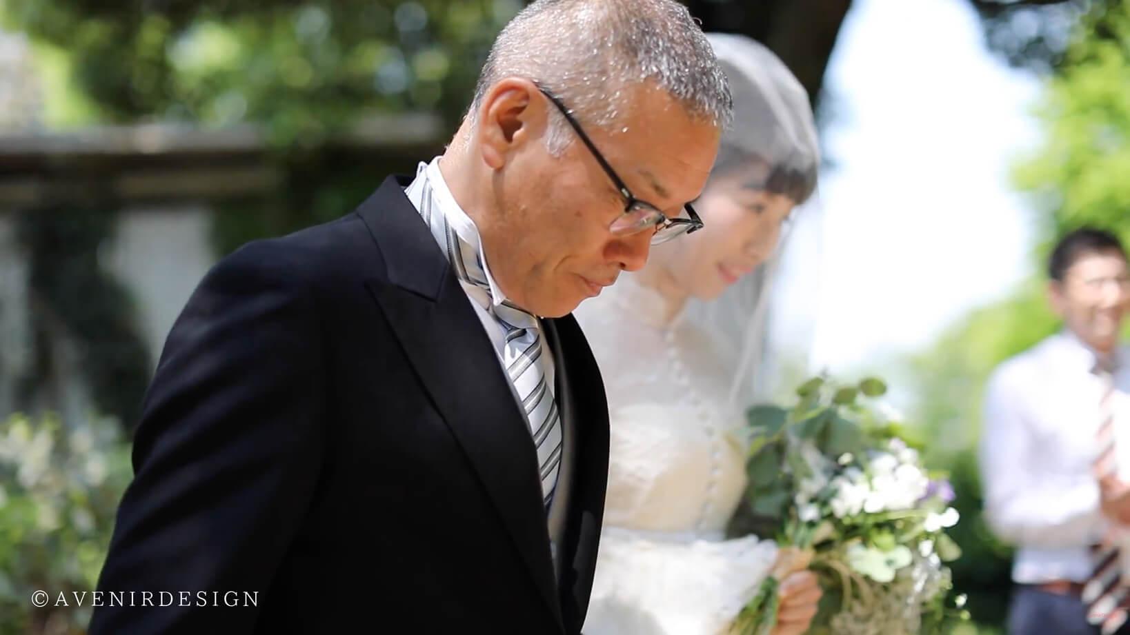 結婚式ビデオ撮影|シネマムービー