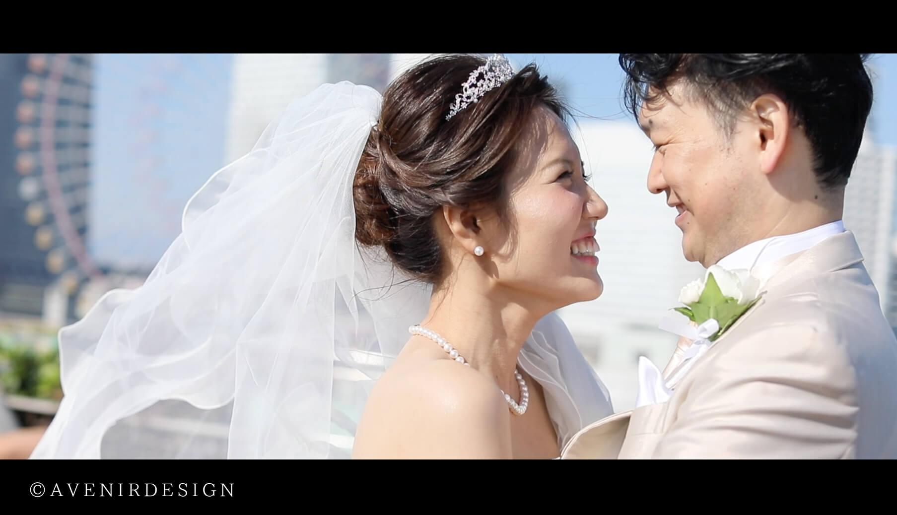結婚式の最新シネマムービーと従来のビデオ撮影の違いって知ってますか?